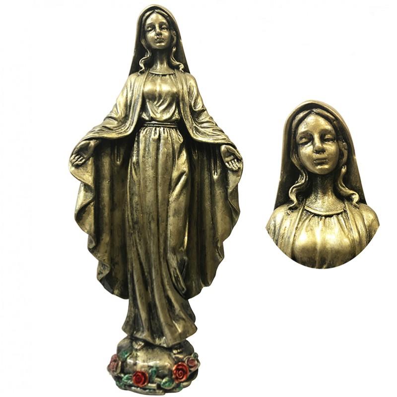 Statuette de la Vierge 27 cm